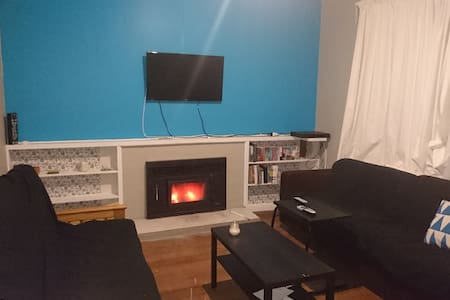 Sunny, warm, affordable and friendly! - Palmerston North - House