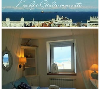 TO THE 2 LIGHTHOUSE  - Trieste - Appartement