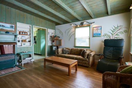 Artist's Beach Cottage - Casa