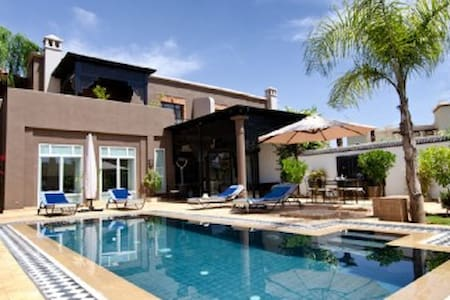 Maison sur le Samanah Country Club - Marrakech - Hus