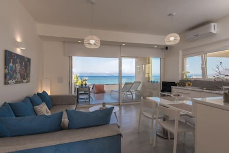 ALIA BEACH SUITES (SUITE APHRODITE) - Apartment