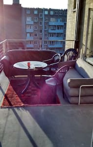 Single room with own entrance - Appartement