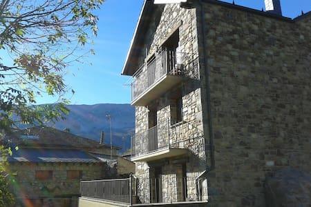 Duplex abuhardillado,Valle Benasque - Sos - Apartamento
