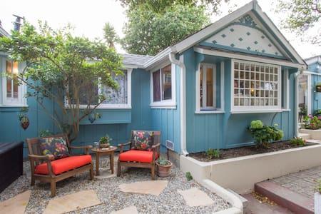 John Steinbeck's Writer's Studio - Pacific Grove - House