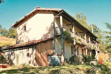 Grande maison de vacance indépendante - Rumah