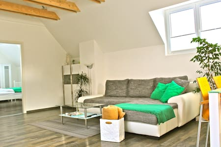 Modernes Apartment in der Wachau - Unterbergern - Apartament