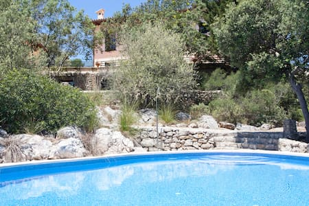 Spectacular villa in the mountains - Puigpunyent