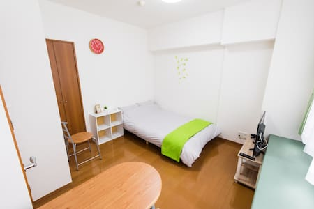 1mins walk from Metro#Ginza and Central tokyo! - Apartament