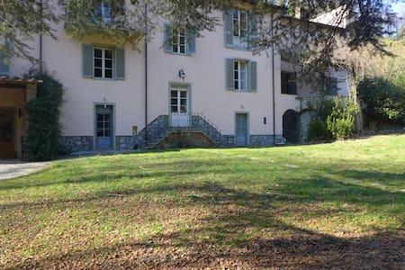 Riverside Villa  - Bagni di Lucca - Villa