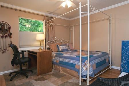 Calm venue B for study, music, yoga - Atlanta - Villa