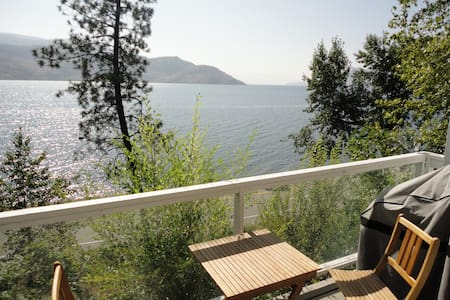 Lake View Private Peachland Suite 2