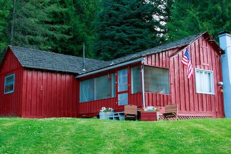 Lewis & Clark Trail Cabin @ Syringa - Kooskia - Cabin