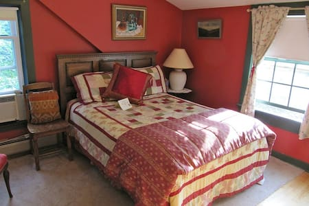 The Elizabethan - Shakespeare Room - Bed & Breakfast