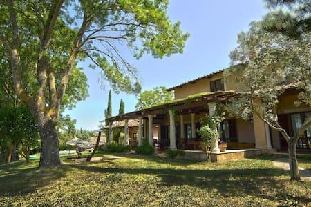 Villa il Turchetto - Saturnia - Vila
