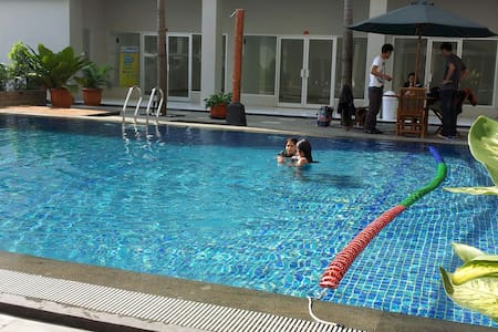 Studio room comfort, and affordable - Serpong - Apartment