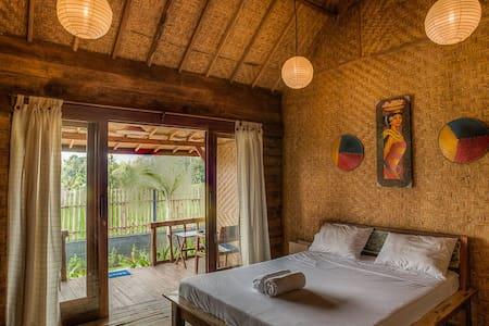 Simple room in Bali