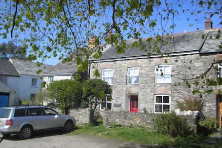 Tregoodwell Cottage, North Cornwall - Camelford - Dom