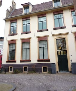 Monumentale apartment in centre! - Leeuwarden - Byt