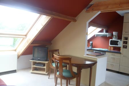 Country side, 2 steps from Nivelles - Pont-a-Celles - Apartment