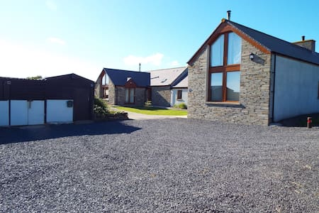 Converted Rural Barn Tiffyhall Orkney - Altro