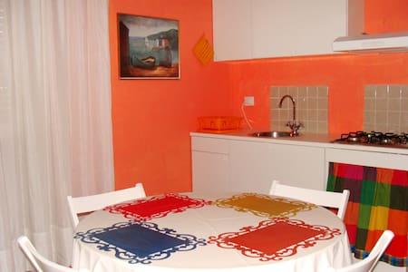 Miniappartamento panoramico - Wohnung