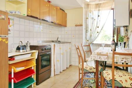 Appartamento Giallo —relax & nature