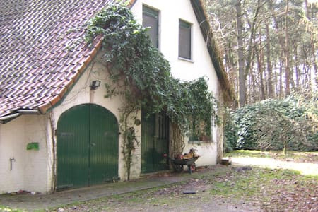 Lovely cottage near Antwerp - Hus