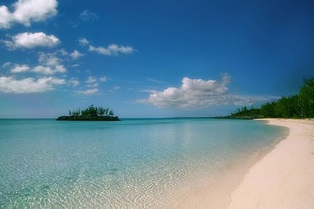 Private Relaxing Beach House - Eleuthera