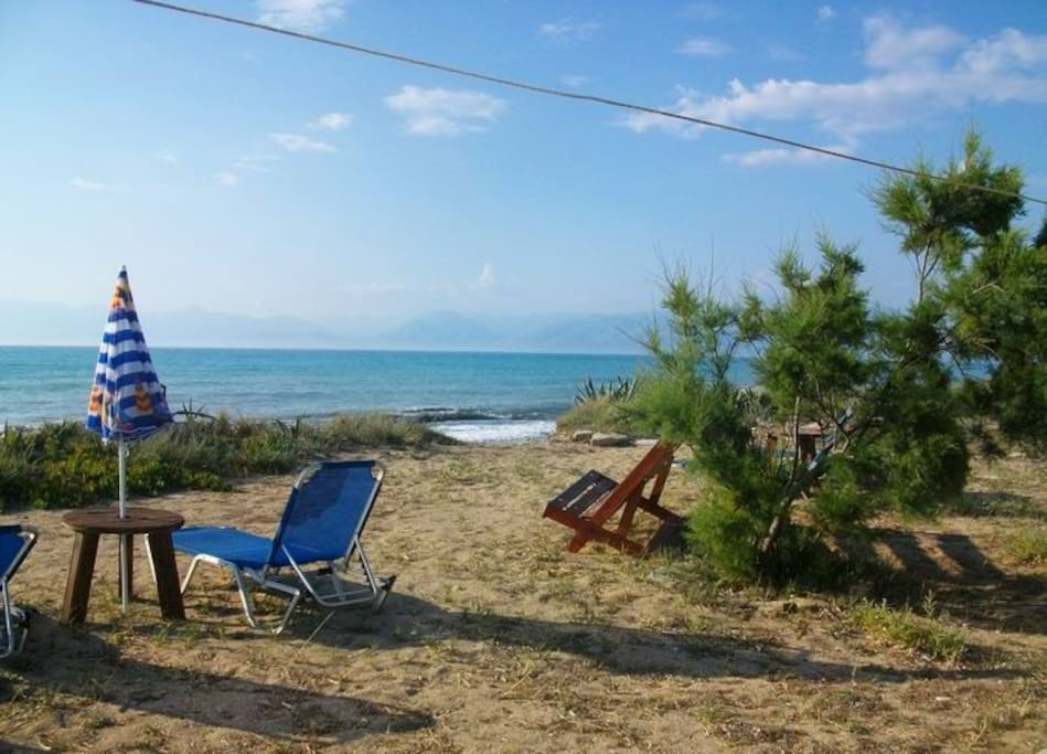 Almyros Beach Houses (A 2)