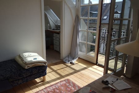 2 room appartment in our townhouse