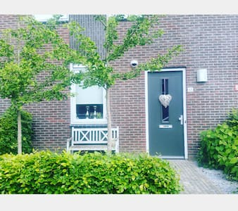 Nice, modern & cosy home 54 minutes from Amsterdam - Barneveld - Casa