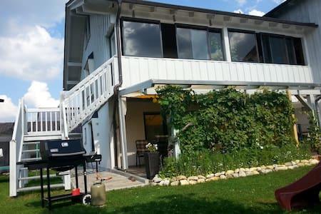 1 Zi. Appartement mit Terrasse - Apartment