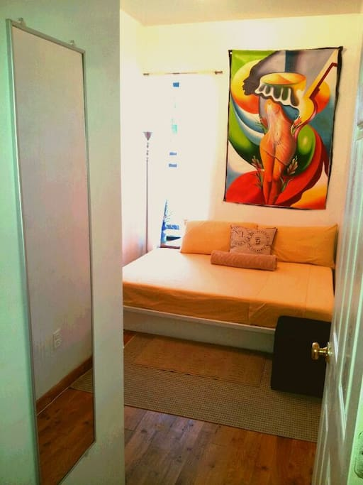 SAME ROOM, SAME GREAT AMENITIES! NOW CONFIGURED FOR MORE SPACE!