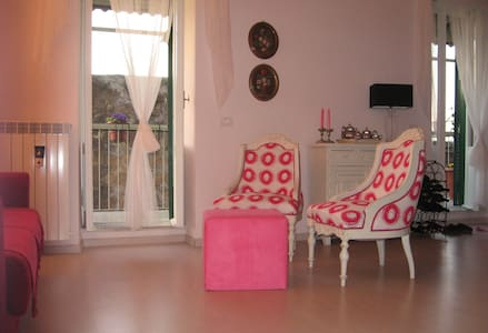 pink house between Rome and Tuscany - Apartment