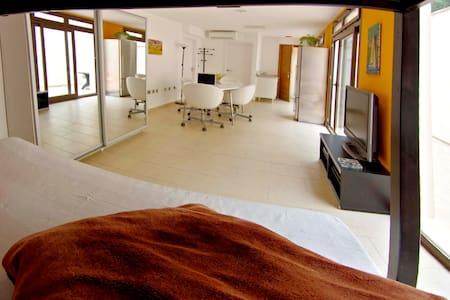 LOFT COSTA BRAVA - VILACOLUM - Girona - Apartment