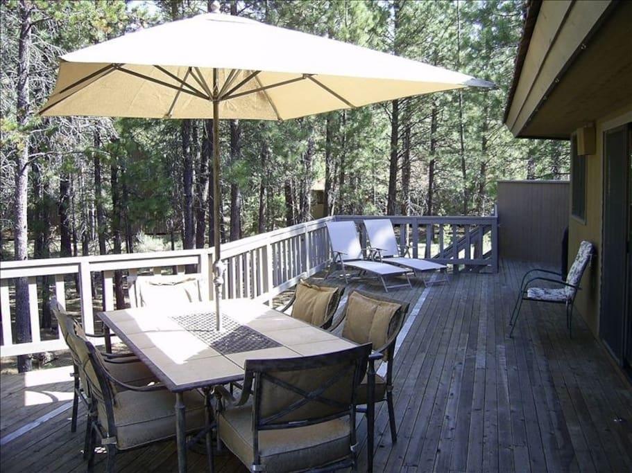Beautiful & Private Sunriver Home