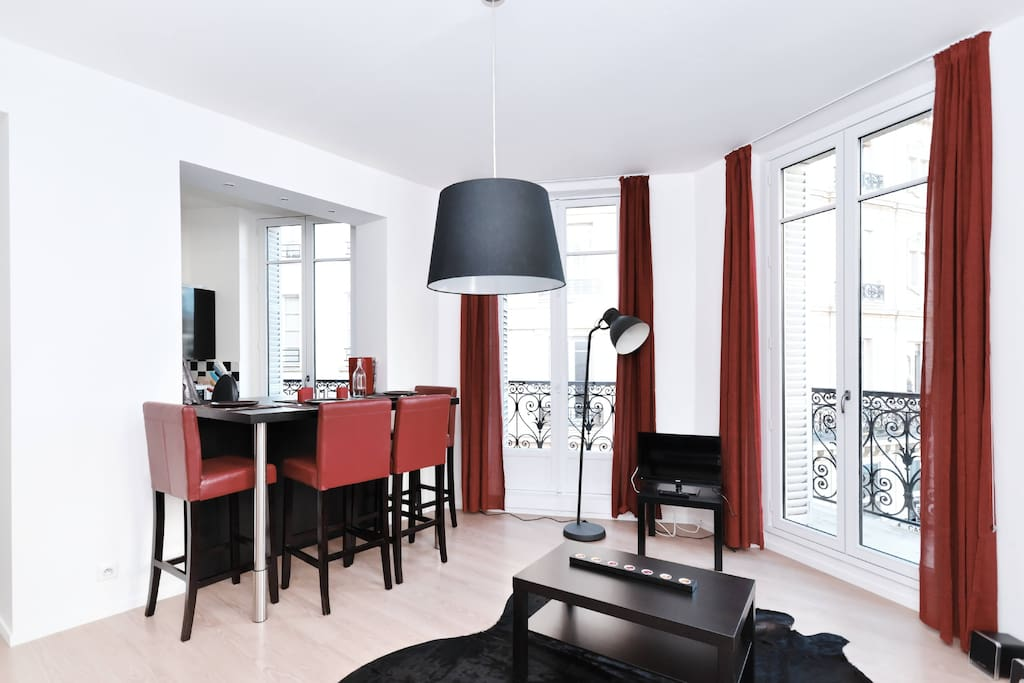 Charming flat in the heart of Paris