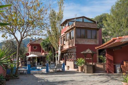 casa rural albadia - House