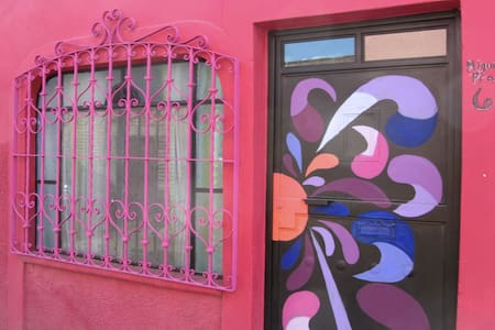 One Bedroom in Artist's Home - San Miguel de Allende - House