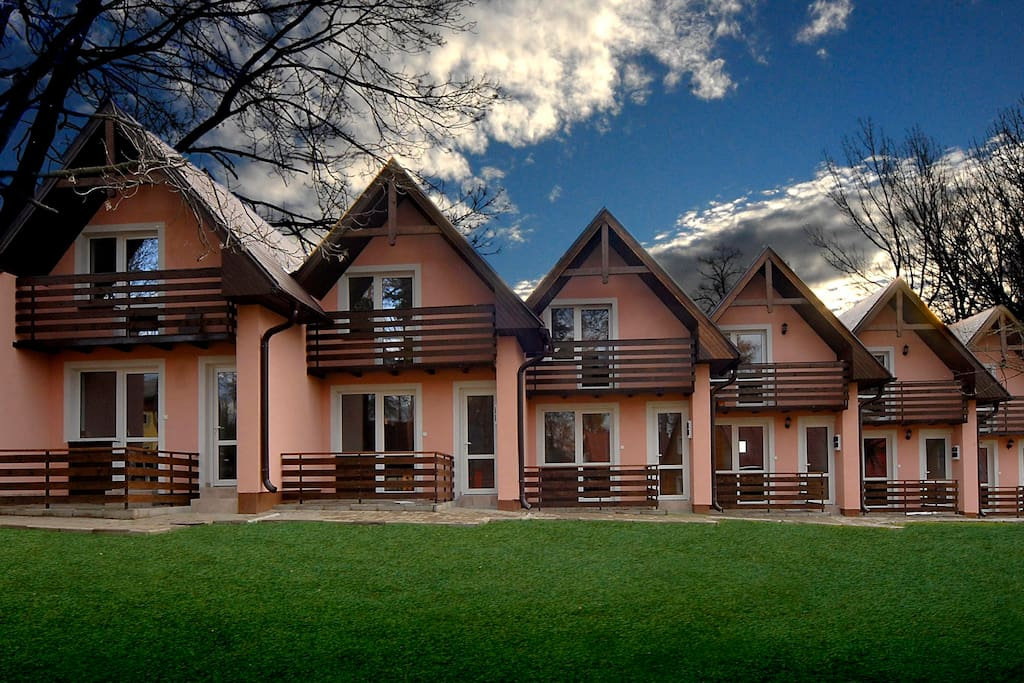 Studios Tatry Holiday 2+1