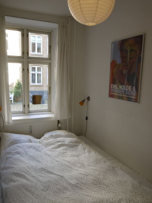 Charming apartment with garden.   apartments for rent in copenhagen