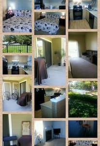 Studio -  Living Room - Appartement