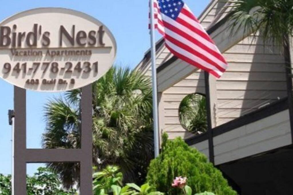 Bird's Nest apartments