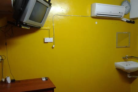Budget for backpacker - Kuala Berang - Appartement