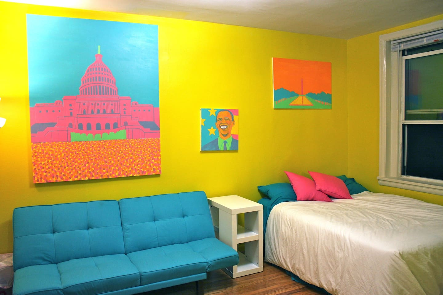 Sweet DC Themed Apartment in Dupont