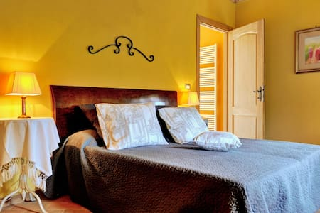 Knight Room - Canonica Templari - Piazzano - Bed & Breakfast