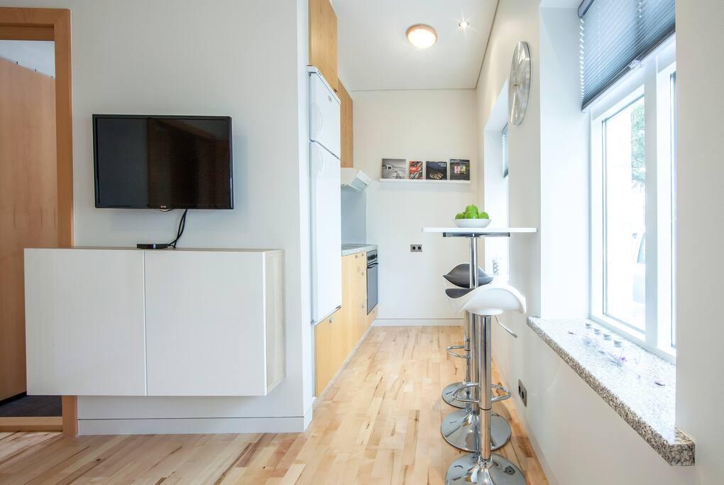 Great apartment downtown Reykjavik!