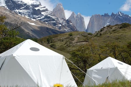 Mini Yurta, ParqueTorres del Paine. - Yurt