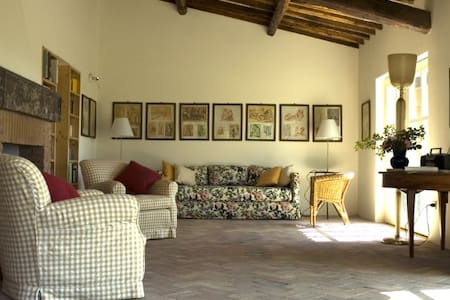 Apt in charming Umbrian Farmhouse