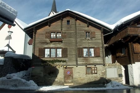 bnb in den Schweizer Bergen, - Morissen - Bed & Breakfast